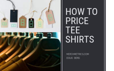 How to Price Tee Shirts To Maximize Profit