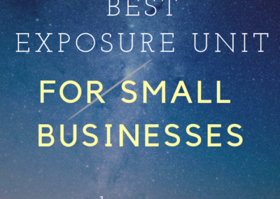 Best exposure unit for small businesses creating custom tee shirts.