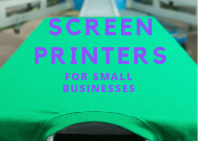 Gen Screen Printers Sm Bus
