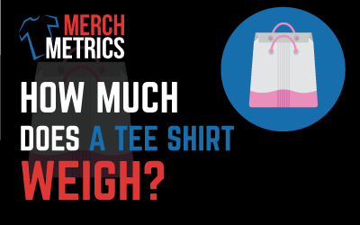How Much Does A T Shirt Weigh?